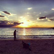 Pescatore di Tramonto Ph. Maria R. Suma