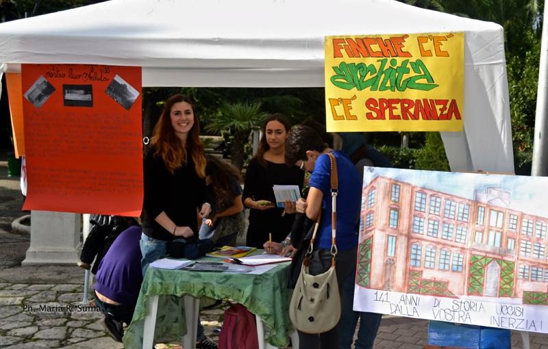 Studenti di Taranto, è il momento di farepolitica