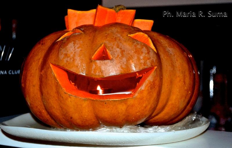 Halloween party con SabrinaMorea