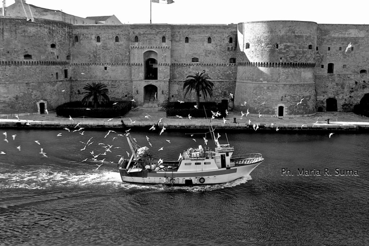 Taranto, famiglie senzadimora