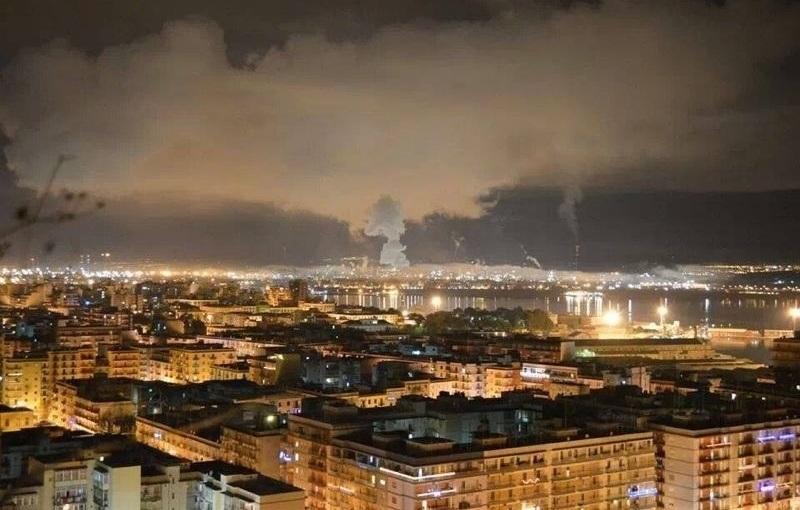 Taranto, l'Arpa dà parere negativo sull'inceneritore previsto al rioneTamburi