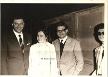 Achille Togliani, Mamma e papà