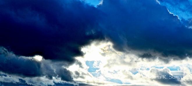il futuro oltre le nuvole