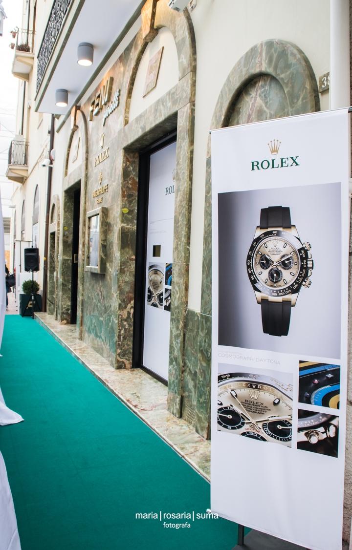Feni Gioielli presenta la nuova collezione@Rolex